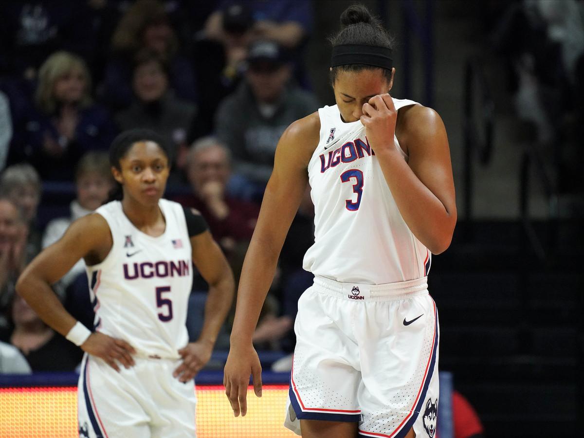 UConn women's basketball NCAA