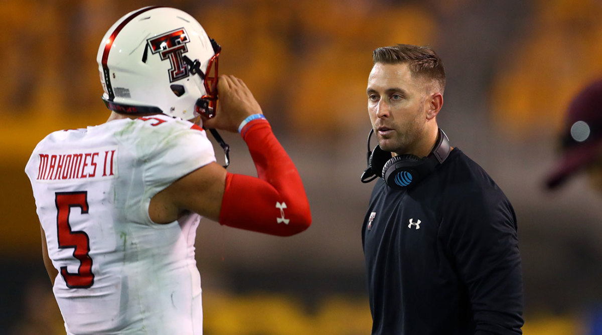 What Can We Learn From Kingsbury's Experience With Mahomes?