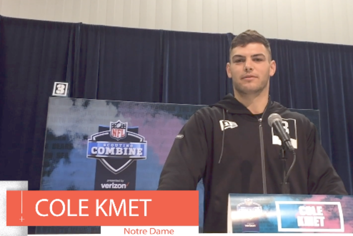 NFL Combine: Tight End Prospects Emulate Kelce, Kittle, Gronk