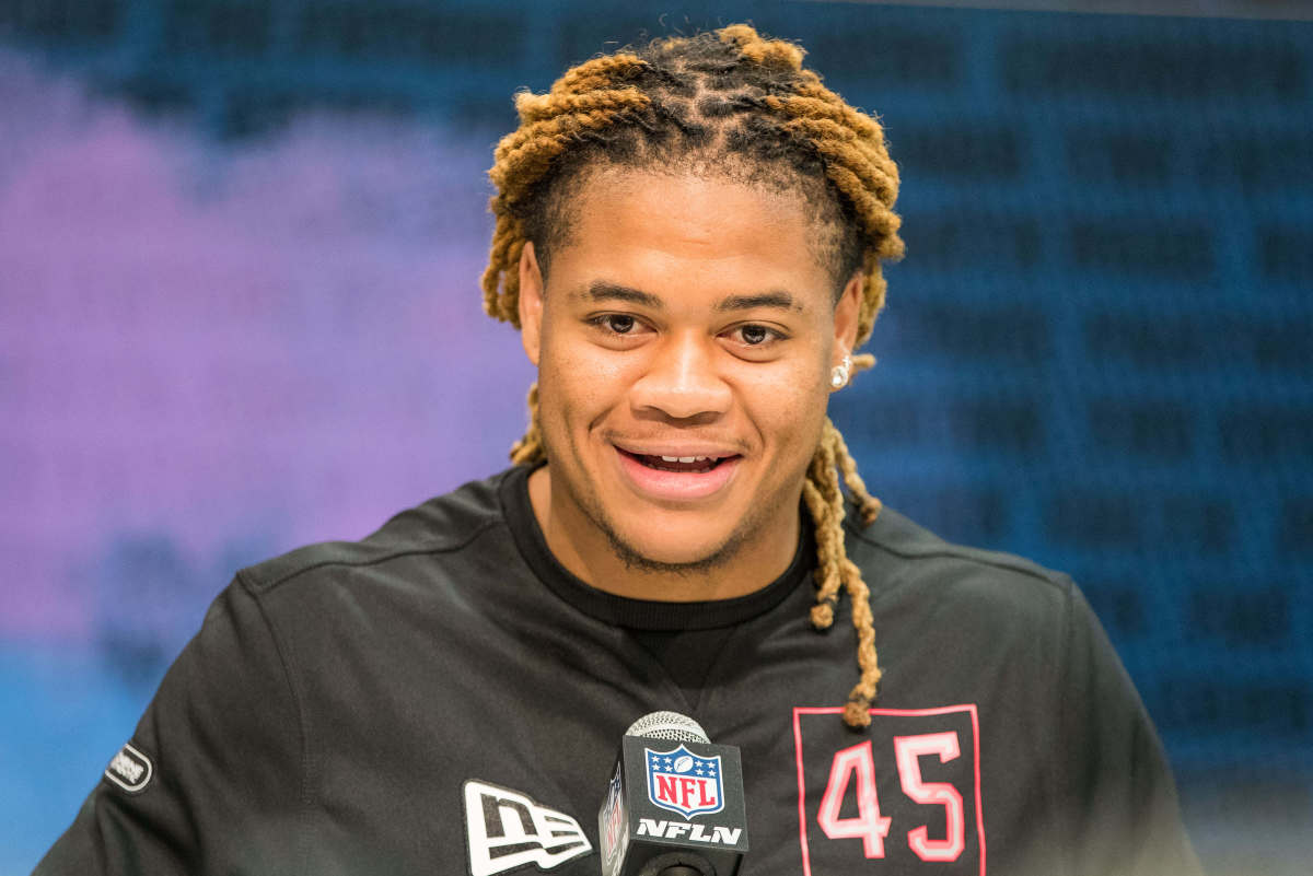 Chase Young: 'I'm The Best Player In The Draft'