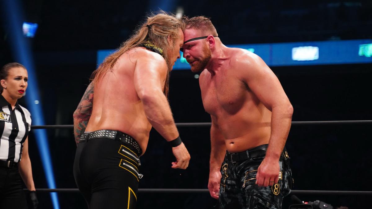 AEW Revolution recap, results: Jon Moxley beats Chris Jericho - Sports  Illustrated