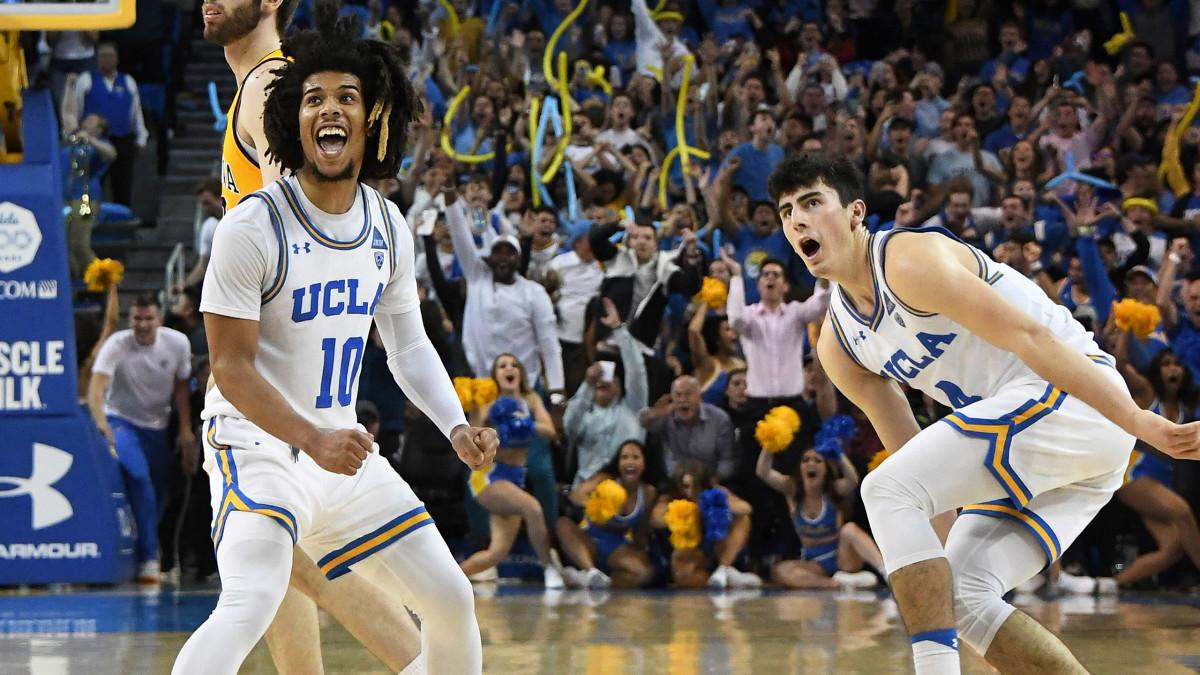 UCLA basketball NCAA tournament 2020