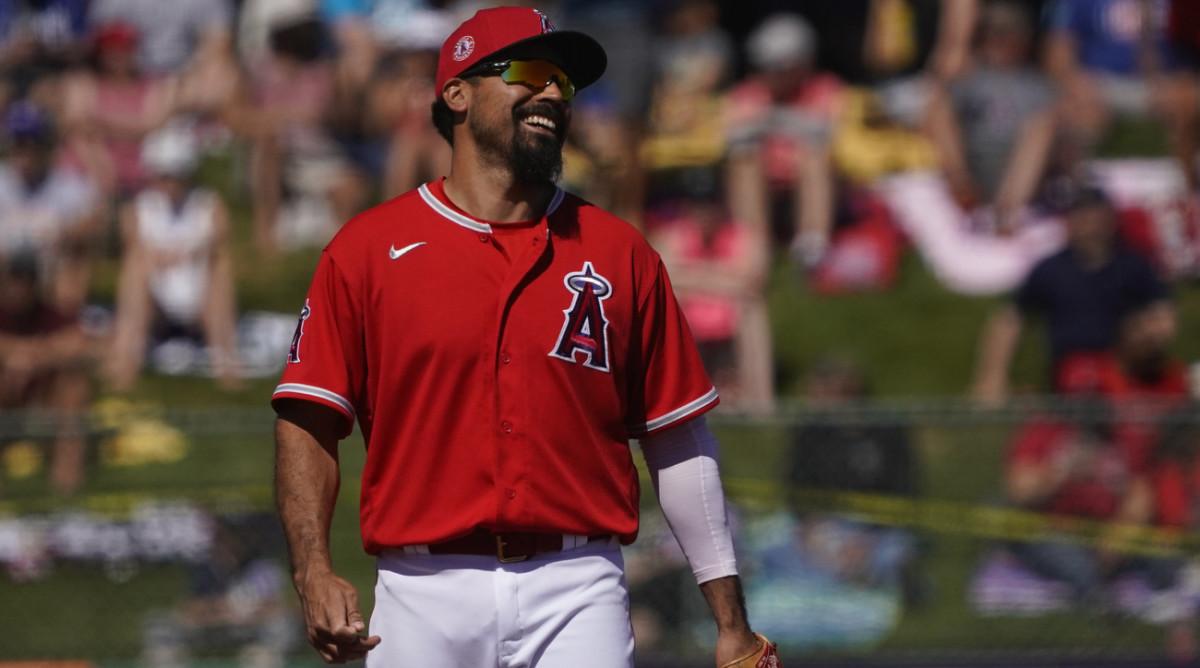 Fantasy Baseball, Anthony Rendon, Los Angeles Angels
