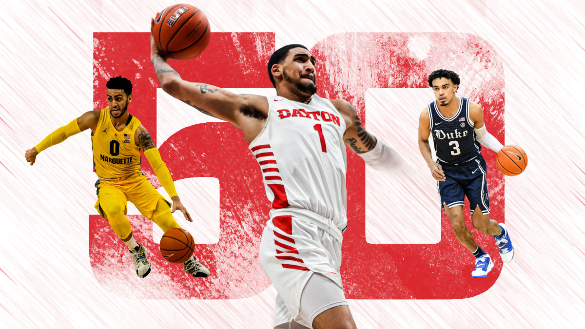 College basketball best players Top 50