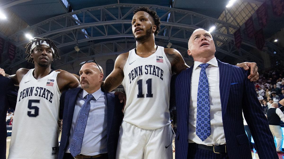 Penn State basketball Lamar Stevens