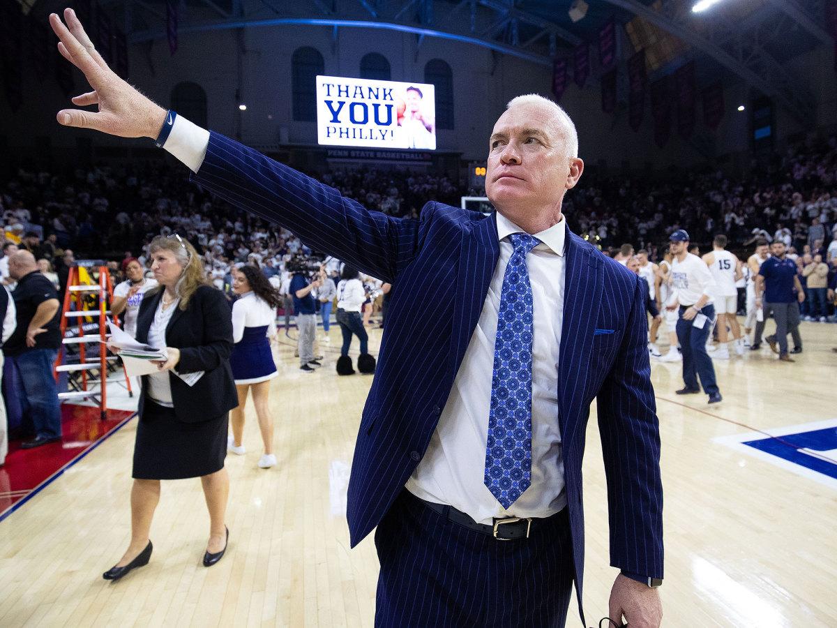 Penn State basketball Pat Chambers