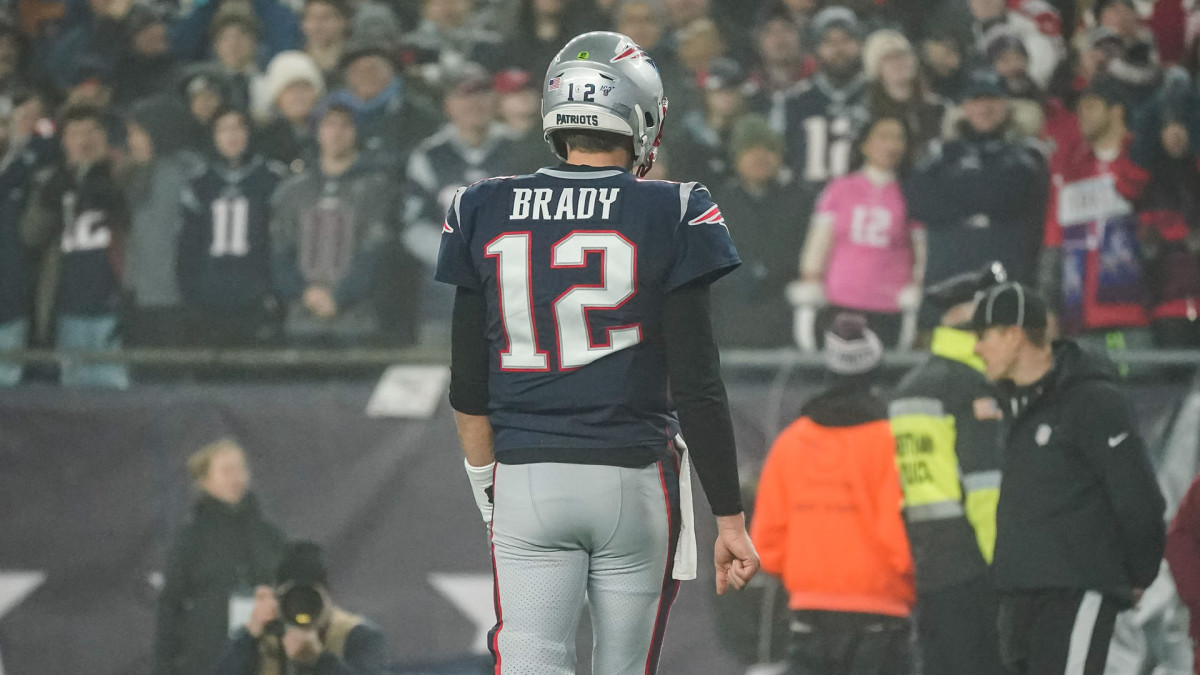 The Unsentimental End of Tom Brady's Patriots Career