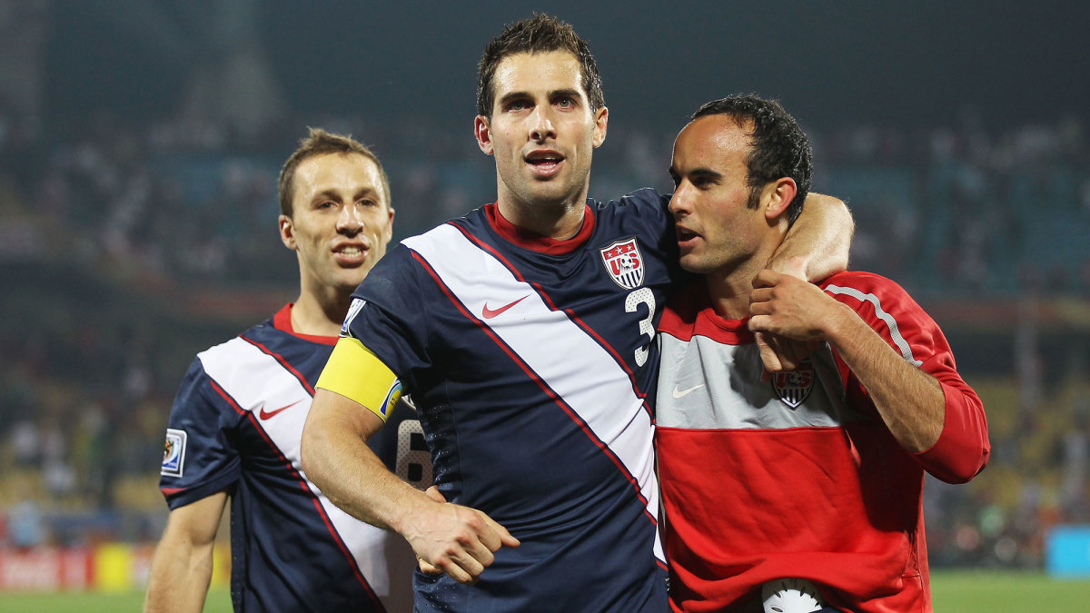Steve Cherundolo and Carlos Bocanegra could reach the National Soccer Hall of Fame