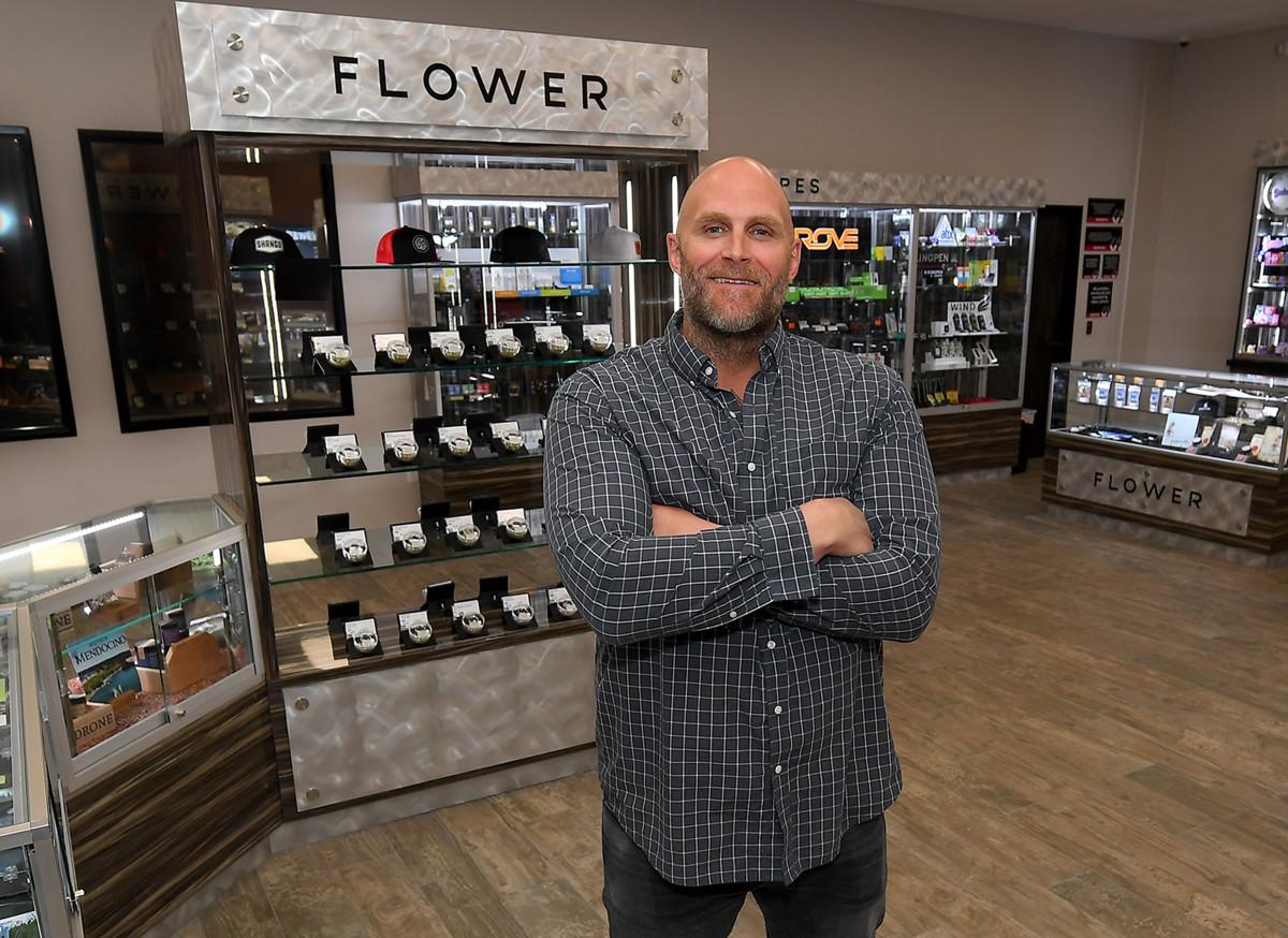 Kyle Turley opens Cannabis Dispensary