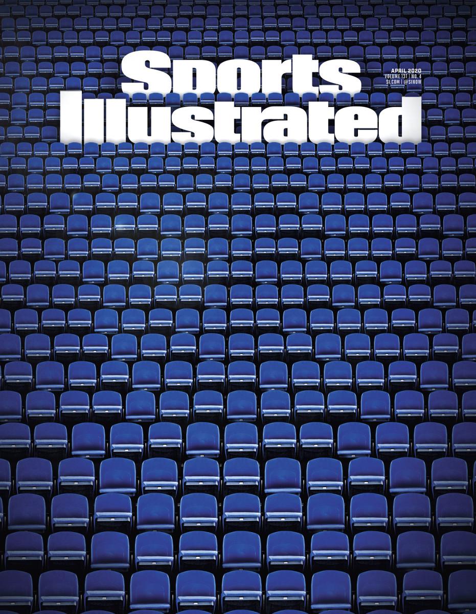SI's April 2020 cover