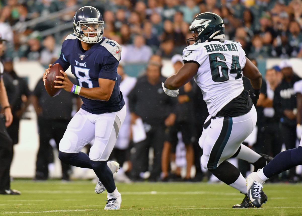 Hassan Ridgeway felt like the Eagles were the team he wanted to be with and made a quick decision to return as free agency began