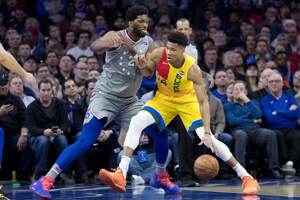 With seven All-Star berths between them, Embiid and Antetokounmpo are two of the players with African ties whose journeys to the NBA have had happy endings.