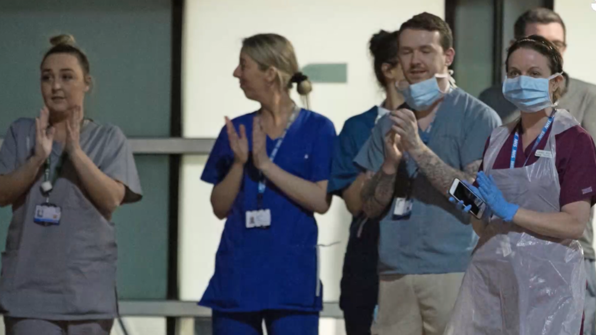 Jurgen Klopp Emotional After Watching Health Workers Sing 'You'll Never Walk Alone'