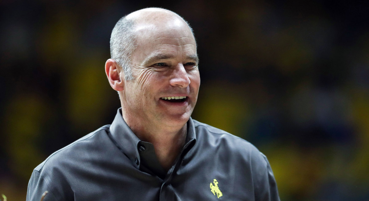Wyoming AD Tom Burman is one of the ADs who was tasked with hiring a new coach during the coronavirus pandemic.