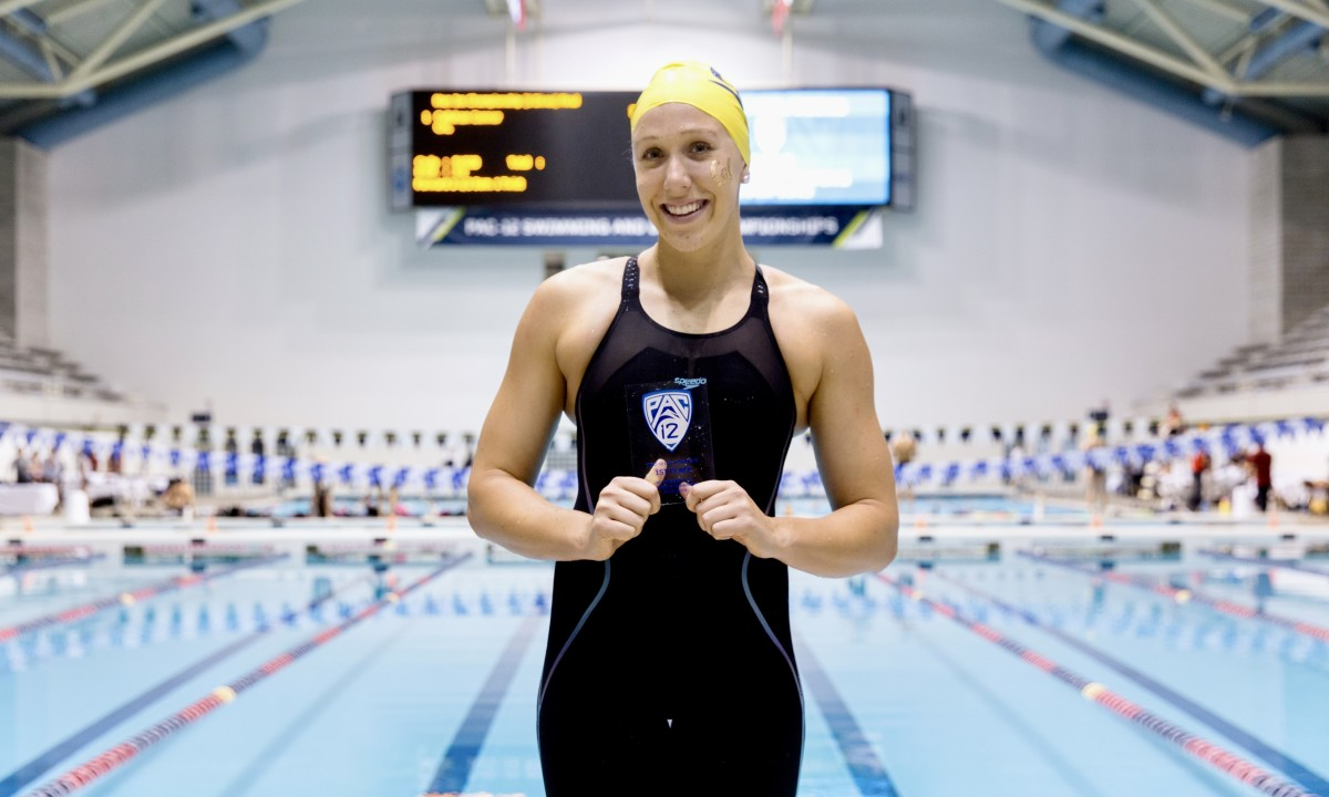 Abbey Weitzeil had hoped to swim the 50 and 100 free in Tokyo
