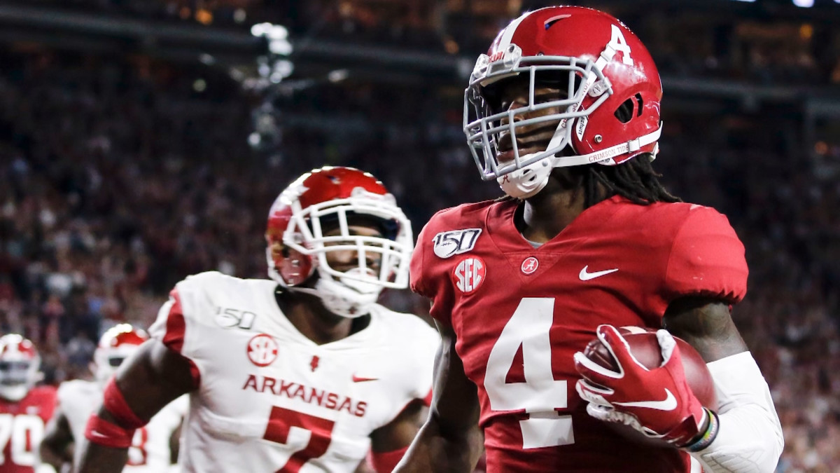 Which team will draft Jerry Jeudy?