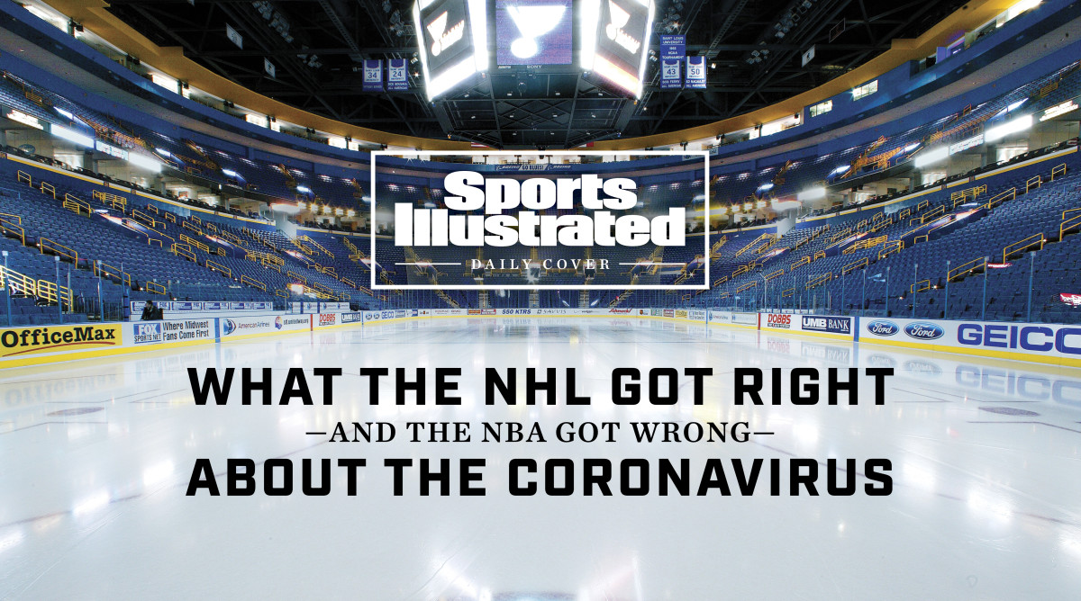 The NHLs Big Test: Inside the Leagues Pandemic Response