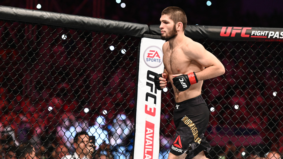 Khabib Nurmagomedov confirmed he will not face Tony Ferguson in UFC 249.