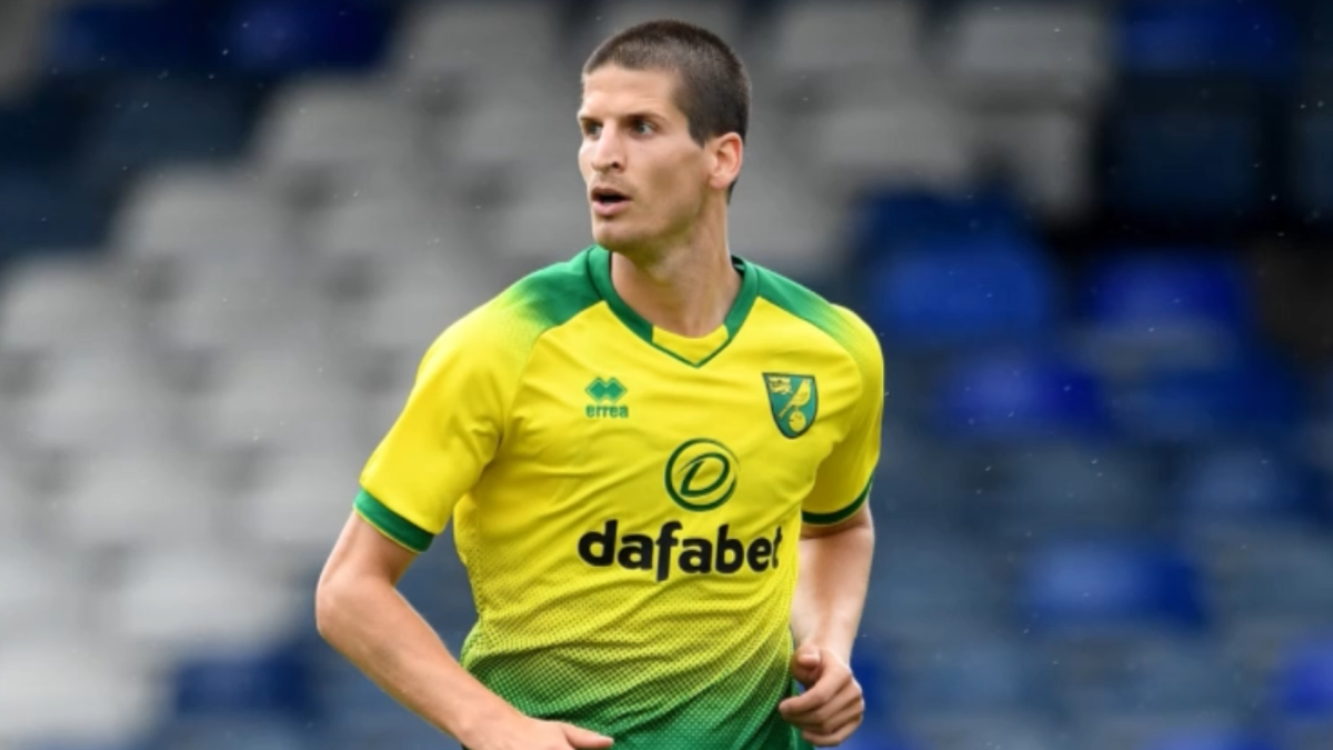 Norwich City Ace Timm Klose Forgot To Close His Tabs and Fans Took Notice