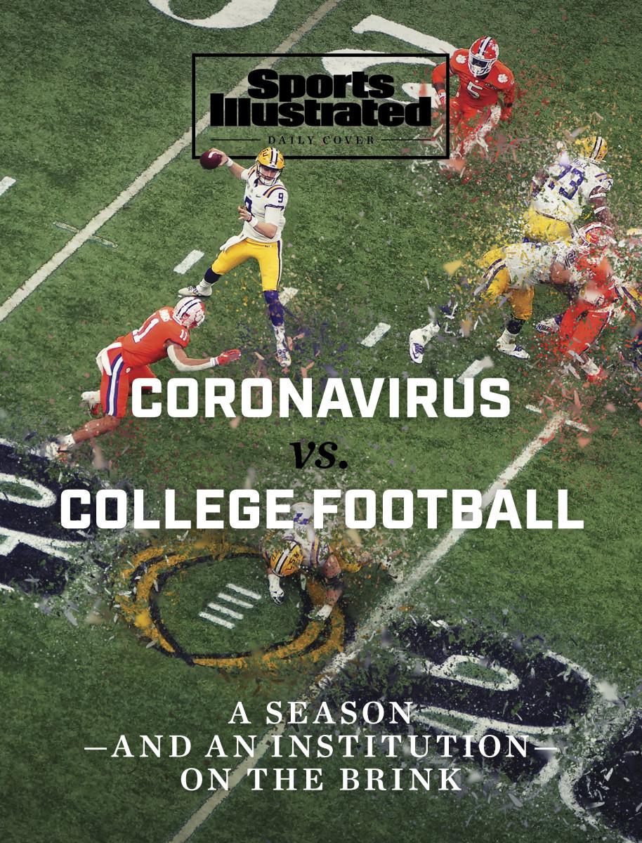 Coronavirus vs College football