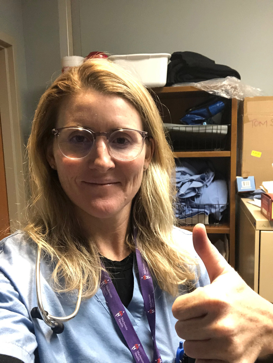 wickenheiser-selfie-med-school