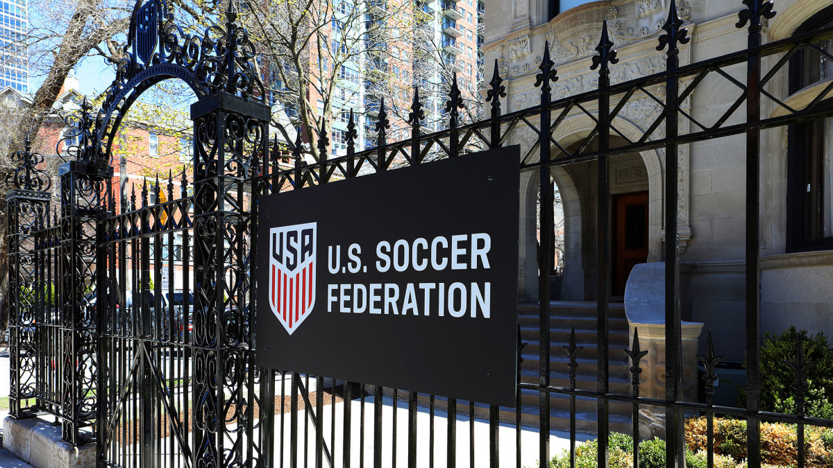 U.S. Soccer's headquarters in Chicago