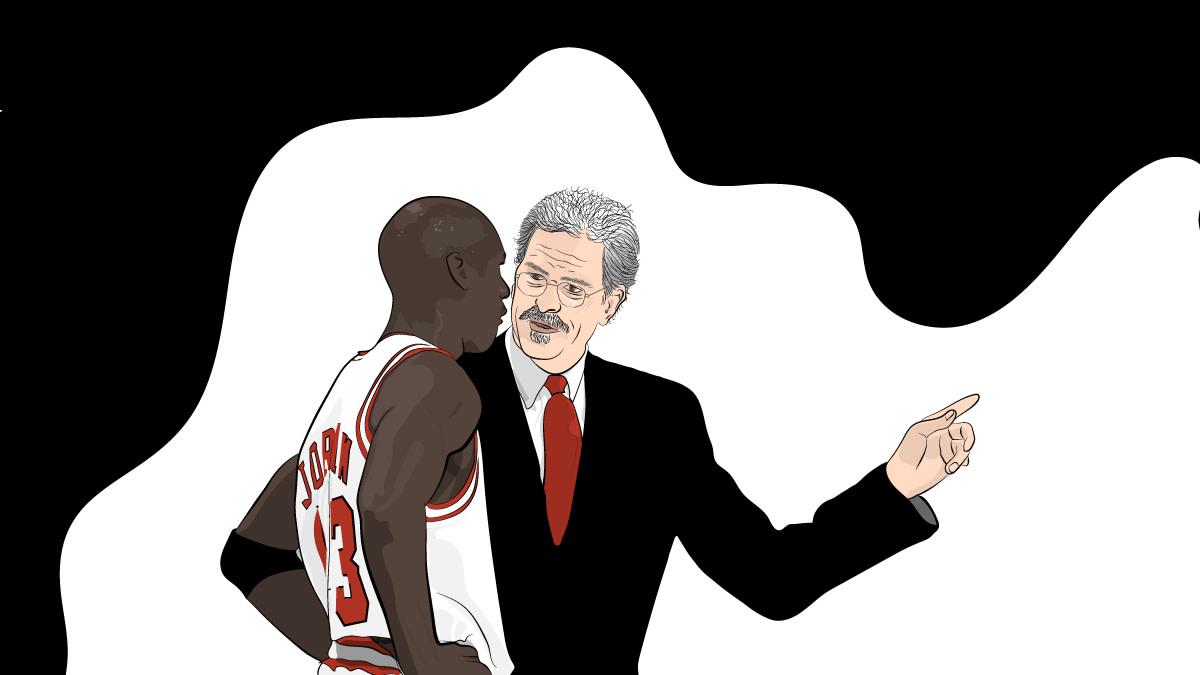 Illustration by Alonso Guzman Baroné