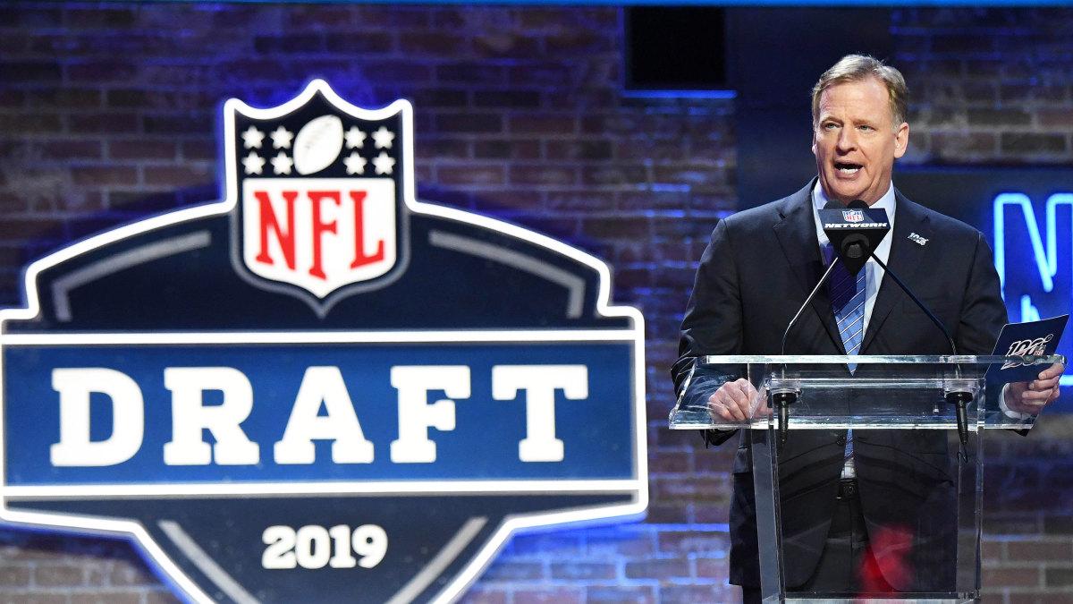 NFL draft 2020 Roger Goodell