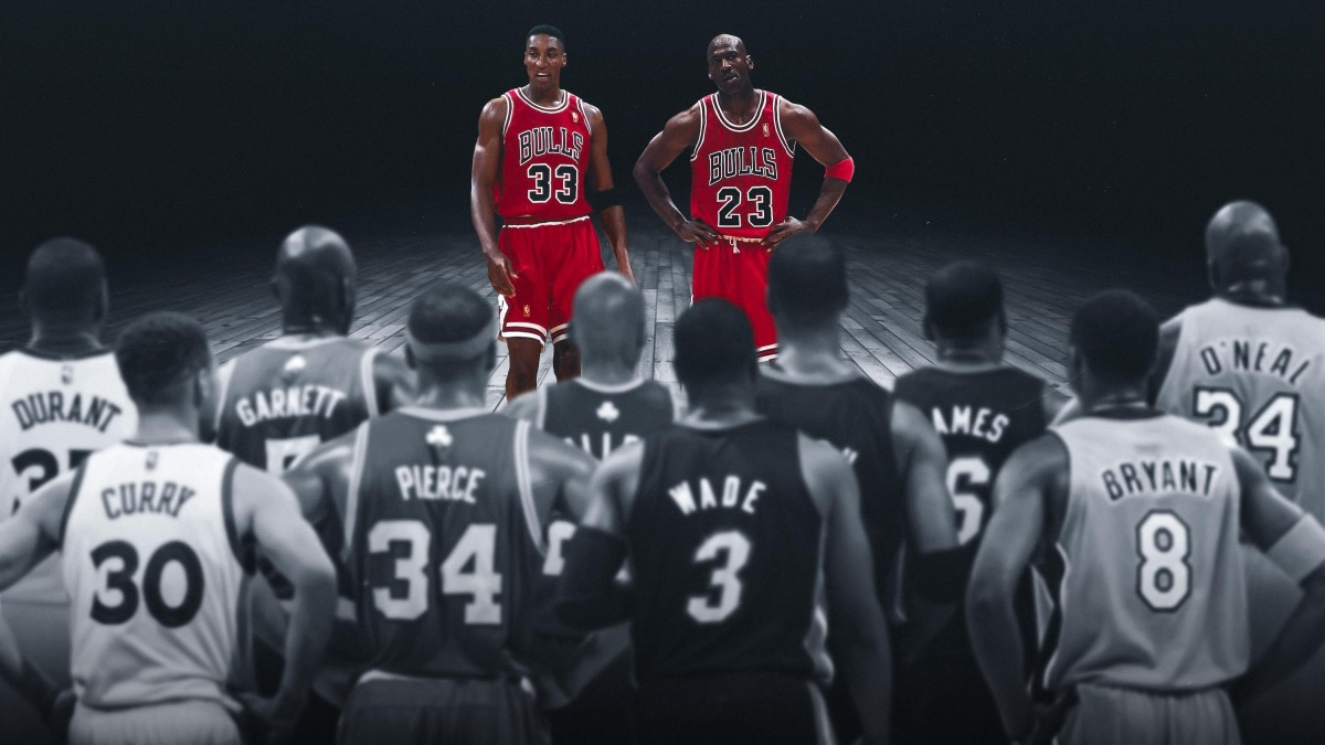 Could Any 2000s Champion Beat Michael Jordan and the Bulls?