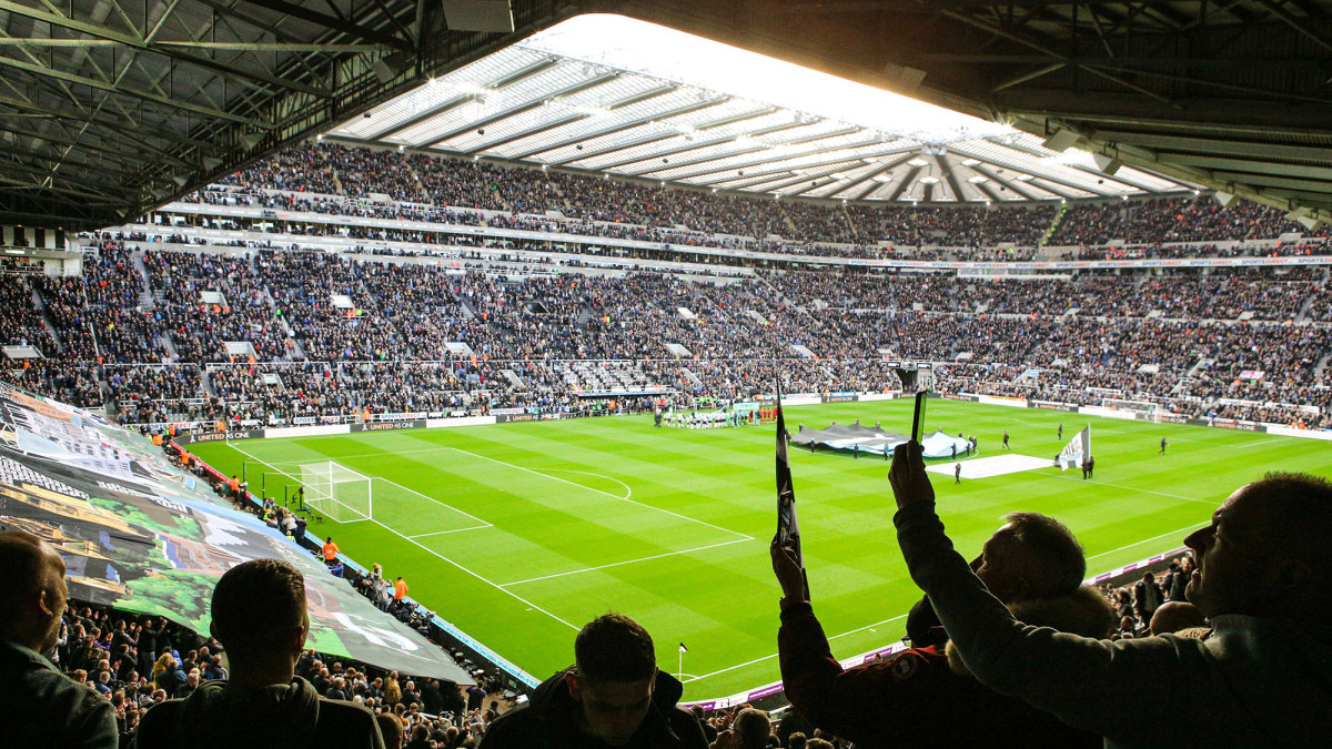 Newcastle is on the verge of being sold