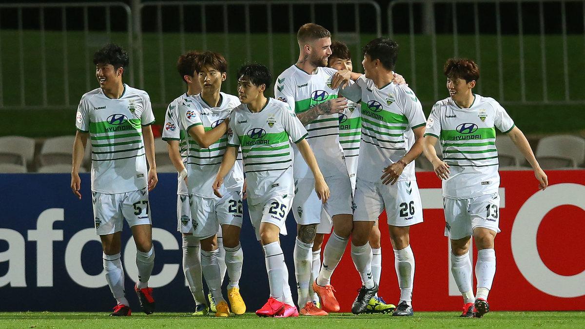 South Korea K League