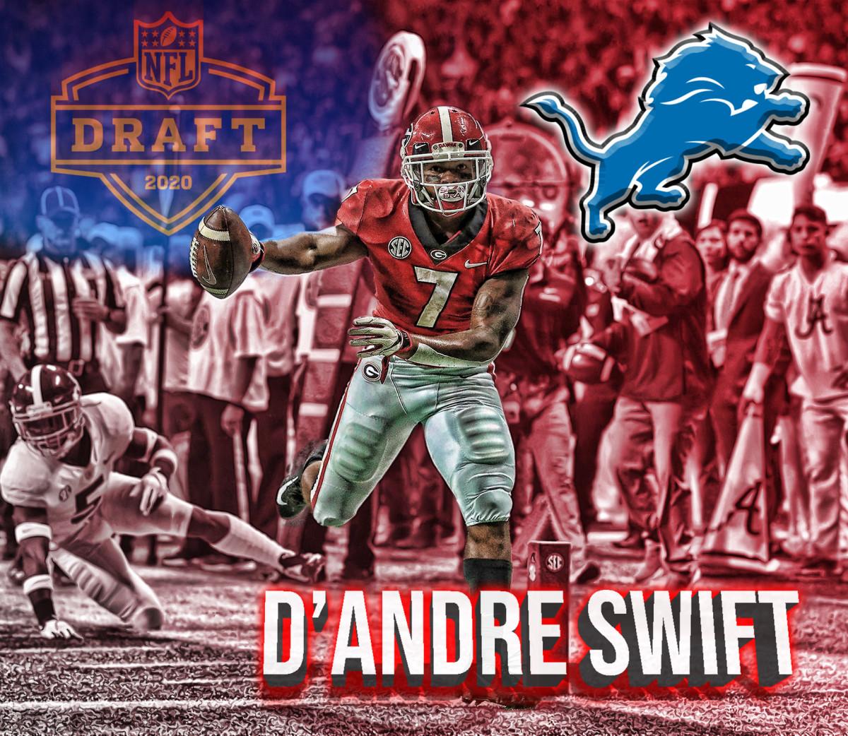RB, D'Andre Swift