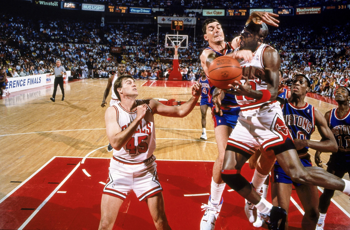 Believe it or not, MJ's Bulls had their Kryptonite. For a while.