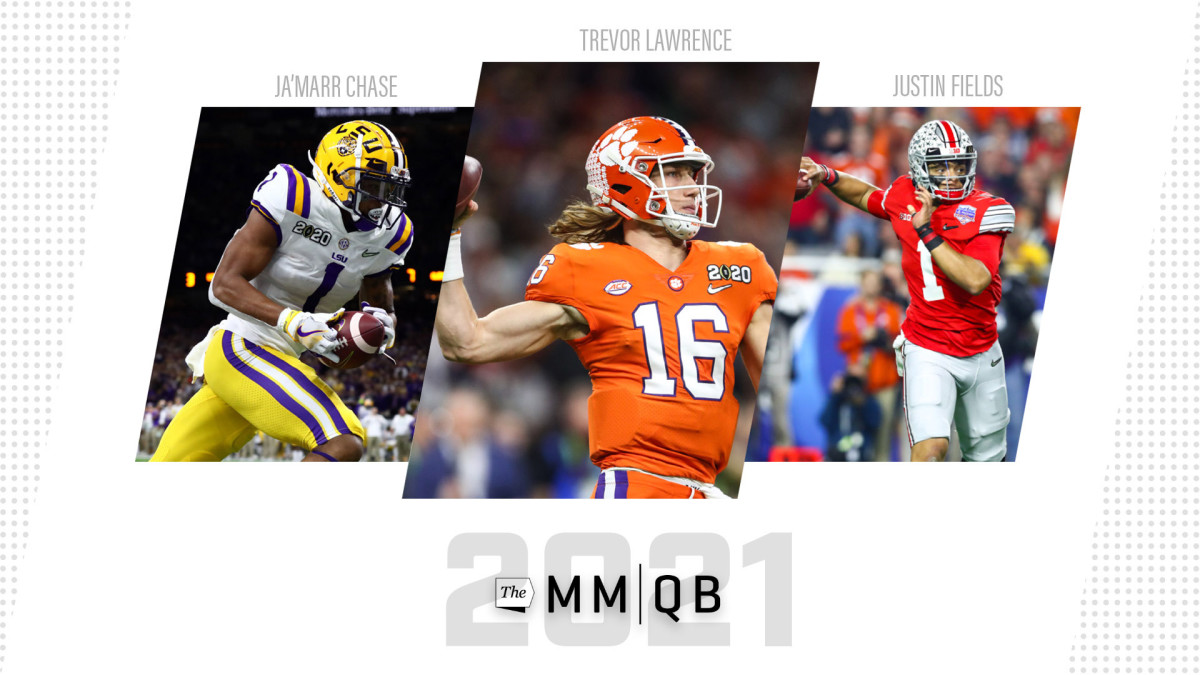 Way-Too-Early 2021 NFL Mock Draft: Tank For Trevor ...