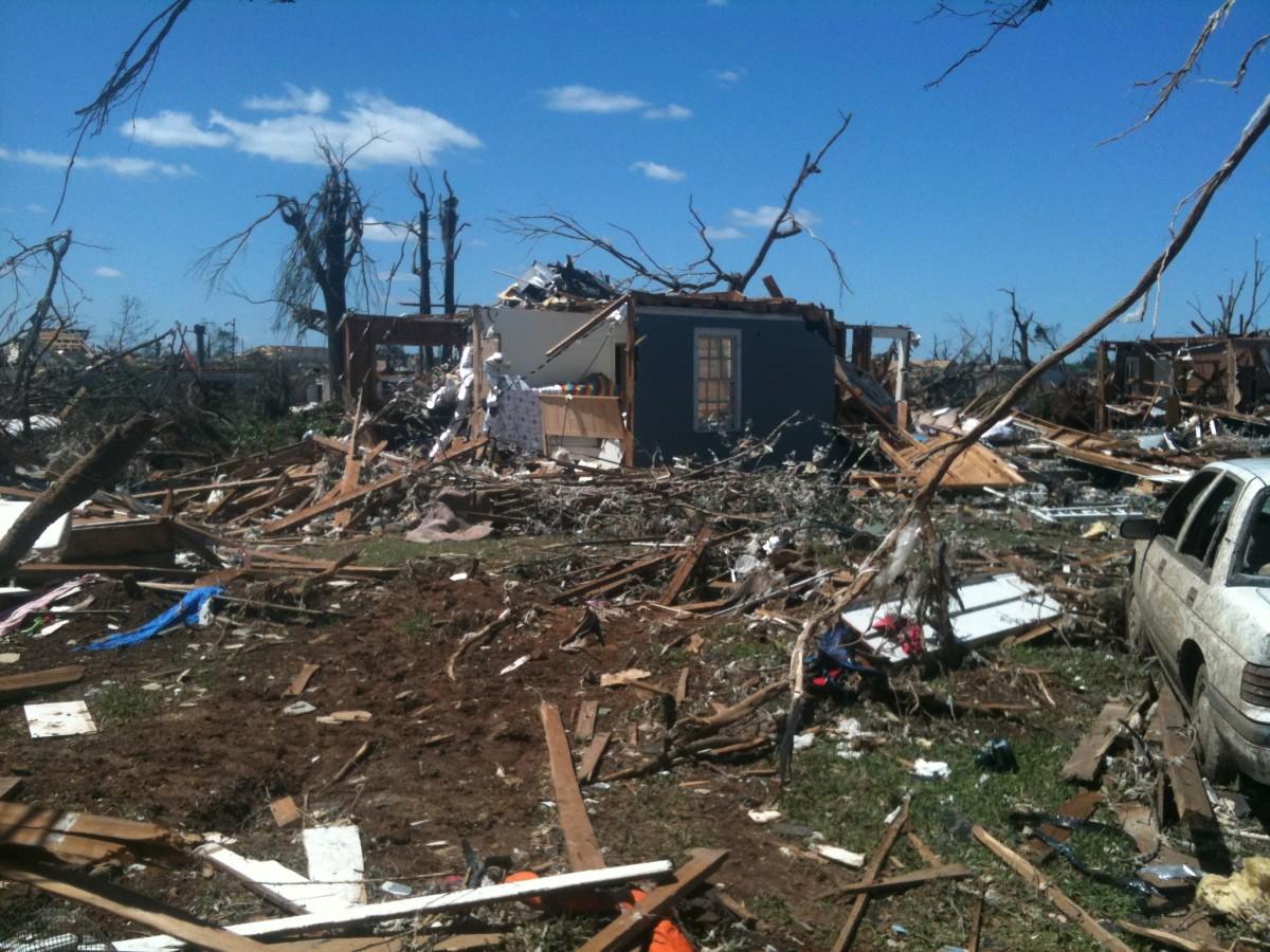 The 2011 Tuscaloosa Tornado