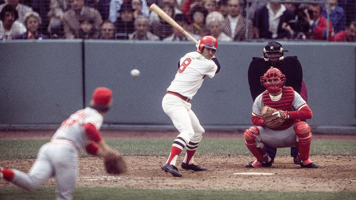 Red Sox legend Carl Yastrzemski