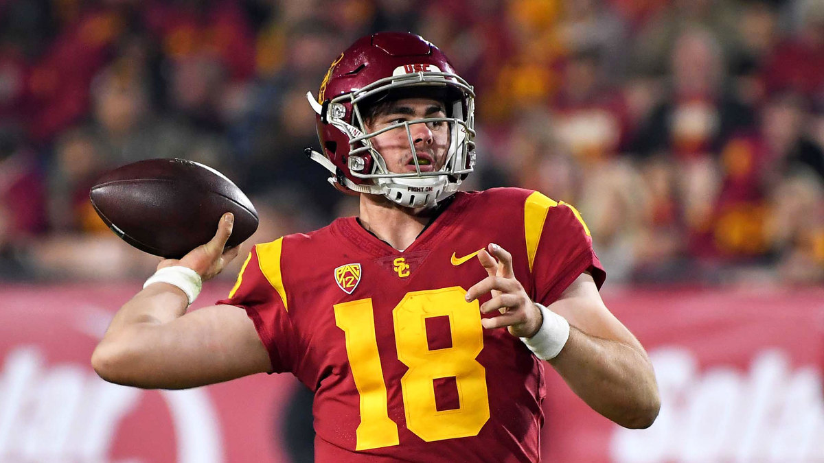 USC football JT Daniels transfer news
