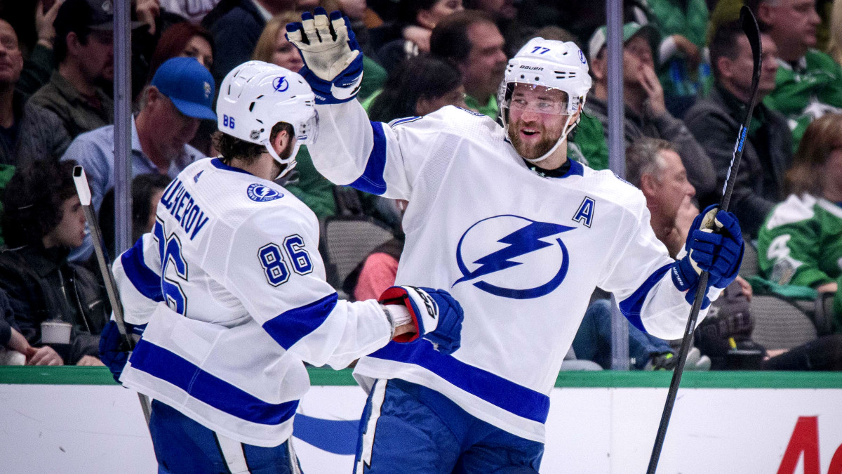 Making the Case for the Lightning as 2020 Stanley Cup Champs