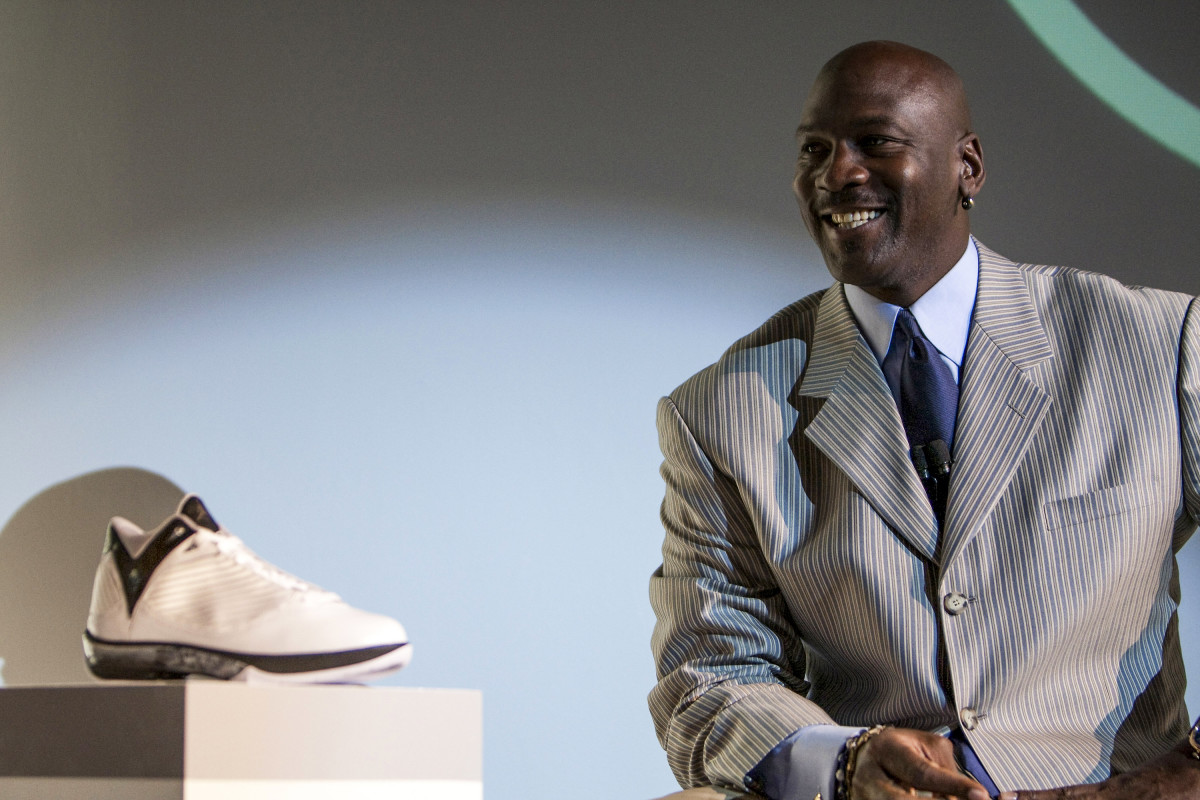 Nike projected $3M in four years for MJ's kicks. They did $126 in one instead.