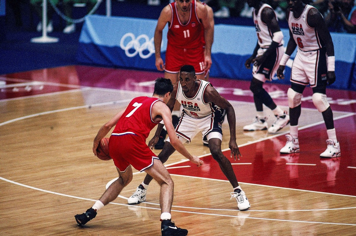 Kukoc's Barcelona nightmare against Pippen, MJ and the Dream Team.