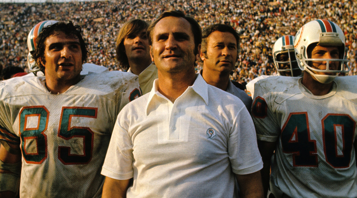 Don Shula Bowed Down to No One - News Info Park