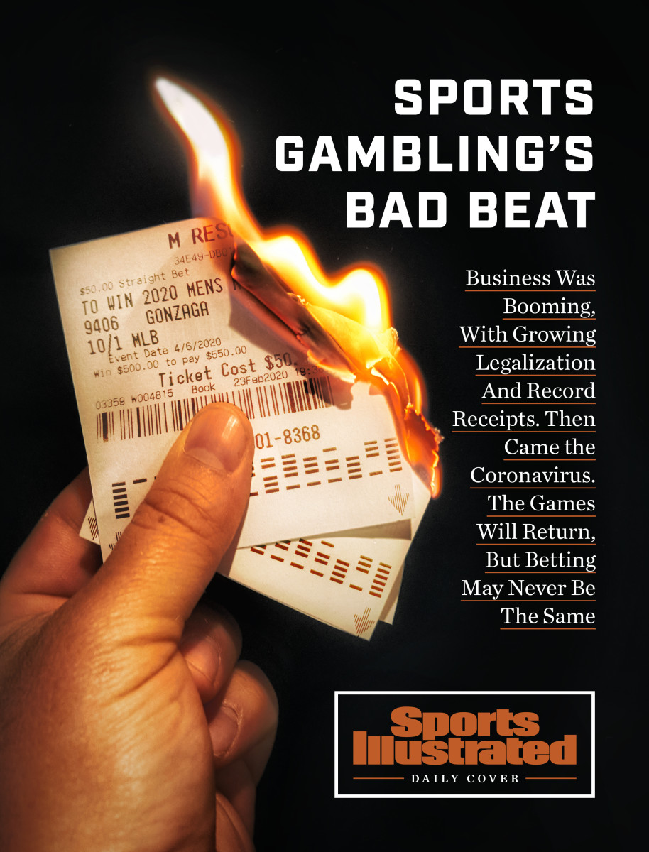 Sports gambling during COVID pandemic