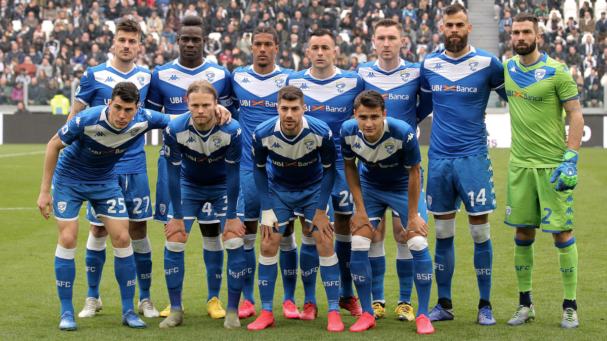 Brescia opposes returning to play in Serie A