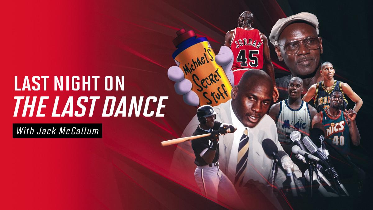 Last Night on 'The Last Dance': Episodes 7 & 8