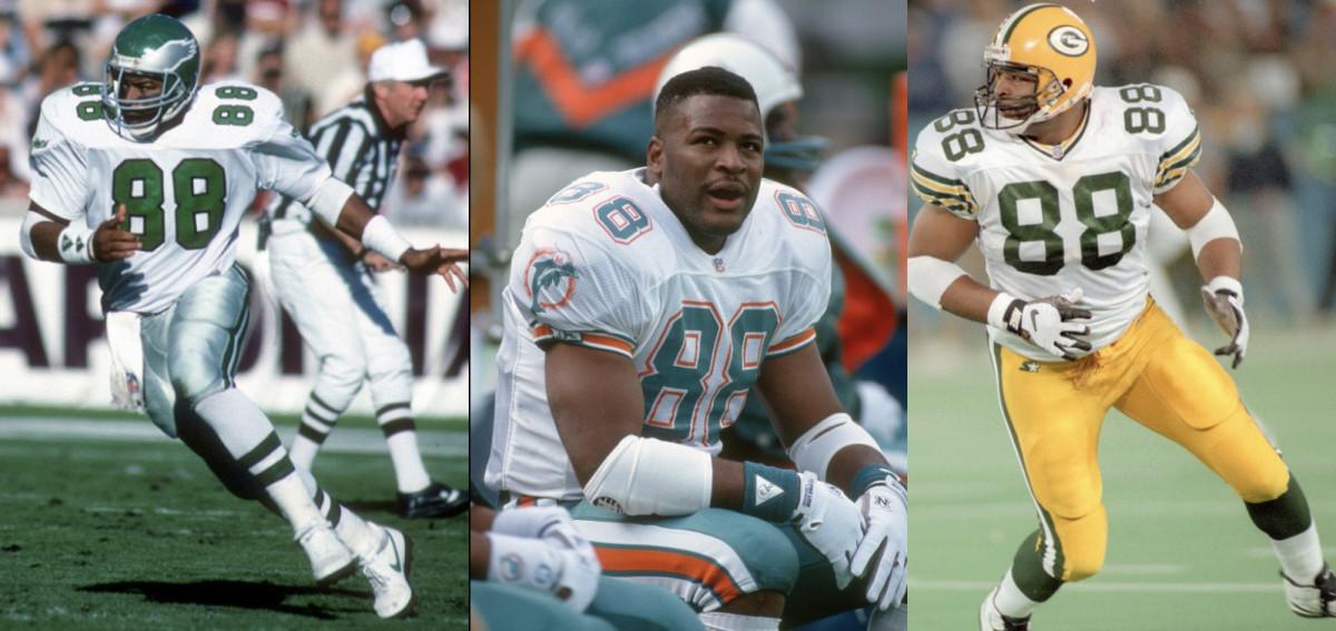 Keith Jackson - NFL