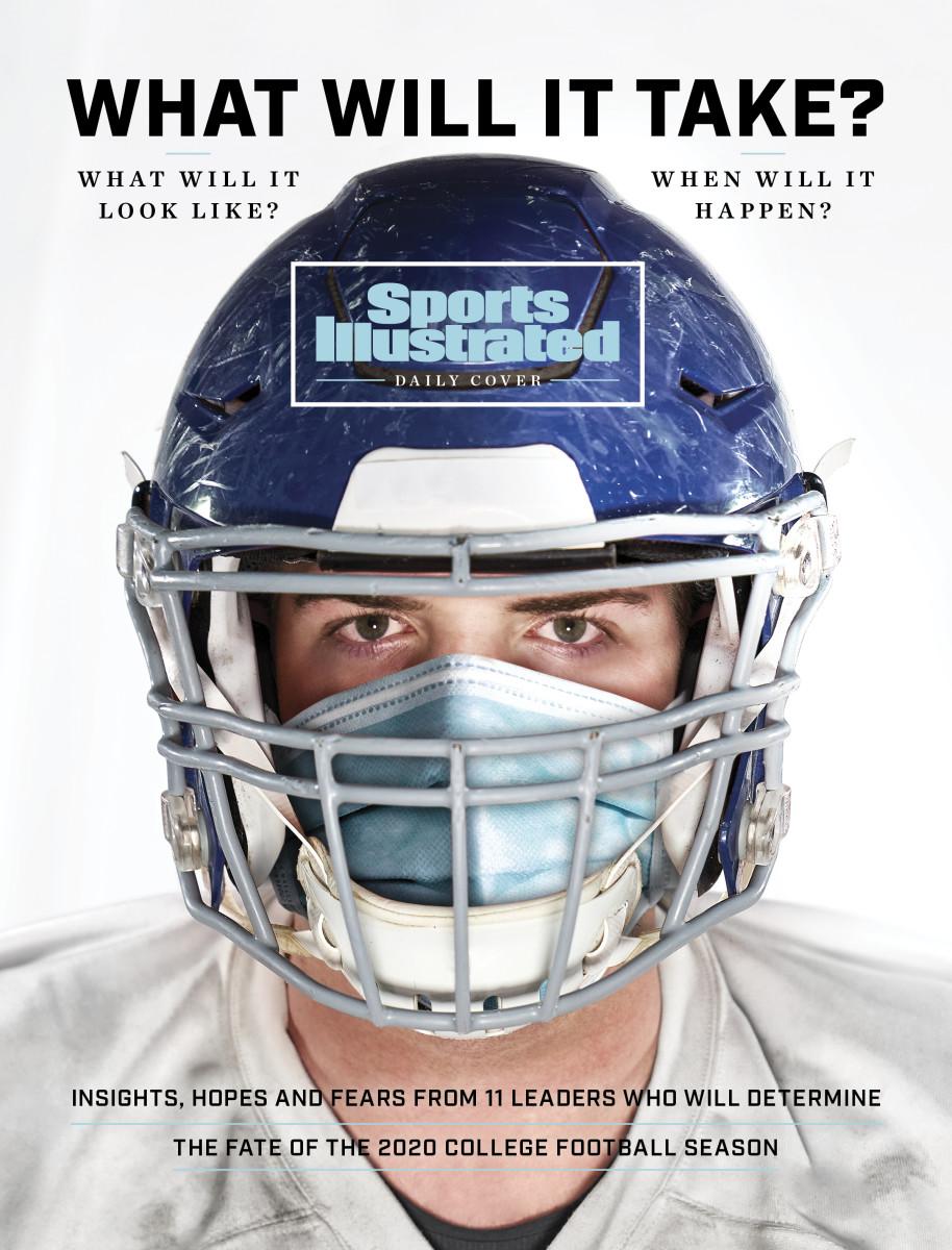 College football season status 2020