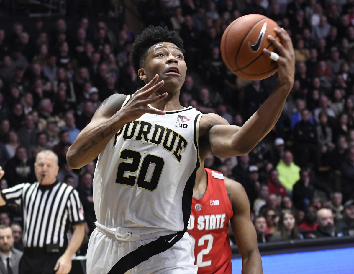 Former Purdue guard Nojel Eastern is an excellent defensive player, but he has limited offensive skills. (USA TODAY Sports)