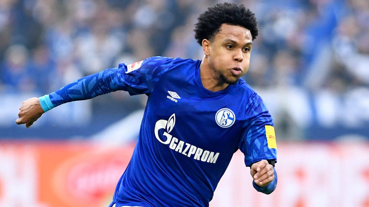 Weston McKennie leaves Schalke for Juventus