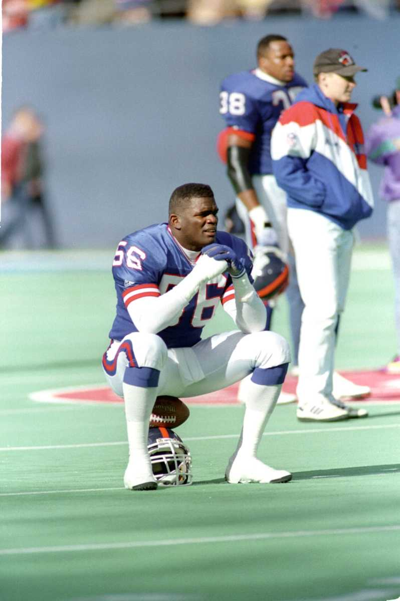 Lawrence Taylor is a two-time Super Bowl champion, an eight-time first-team All-Pro selection, the NFL MVP (1986) and a three-time NFL Defensive Player of the Year (1981, '82, '86).