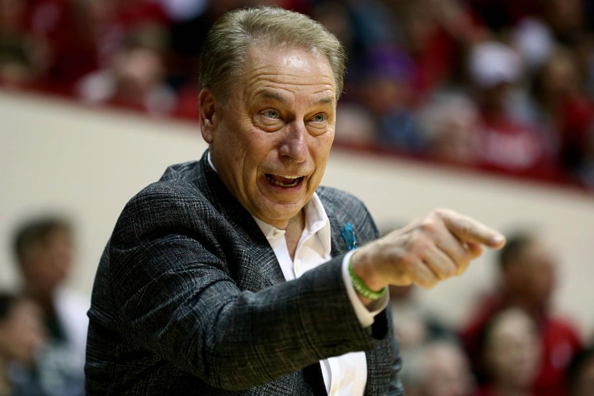 Michigan State coach Tom Izzo is the elder statesman among Big Ten coaches. (USA Today Sports)